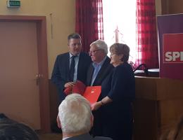 UN Parteitag Rudi Lindner